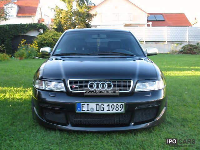 2000 Audi S4 2.7 quattro - Car Photo and Specs