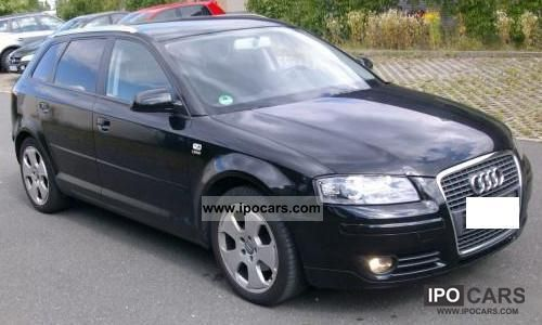Audi  A3 1.6 Sportback LPG gas system 2005 Liquefied Petroleum Gas Cars (LPG, GPL, propane) photo