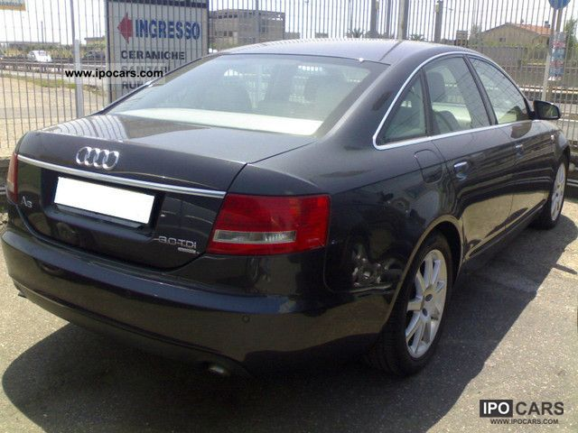 2004 Audi A6 V6 3 0 Tdi Quattro Tiptronic Car Photo And