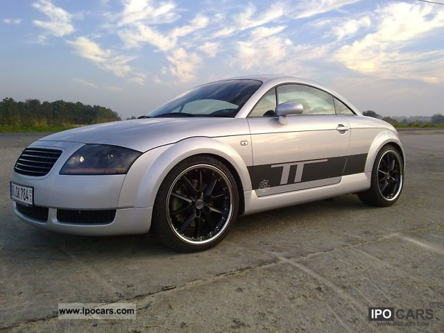 2001 Audi Tt 18t Quattrogepflegtca280ps Car Photo And Specs