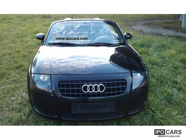 2003 Audi  TT Roadster 1.8 T Cabrio / roadster Used vehicle photo