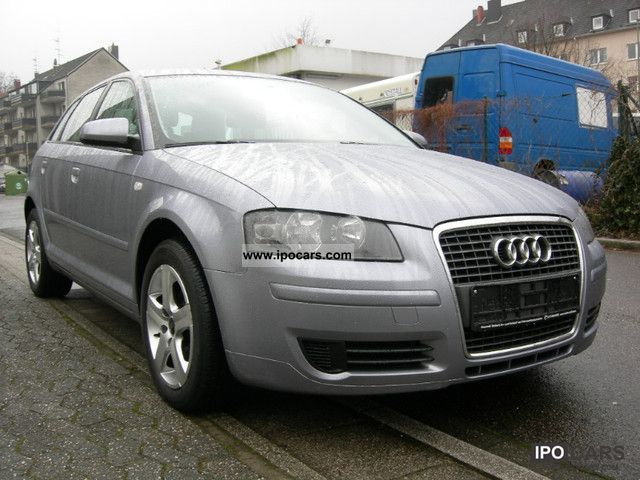 2007 audi a3 1 6 fsi sportback car photo and specs. Black Bedroom Furniture Sets. Home Design Ideas
