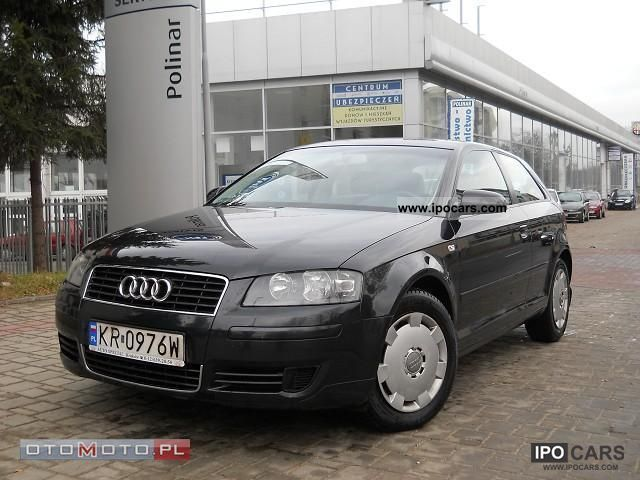 2004 Audi  A3 170 KM Other Used vehicle photo