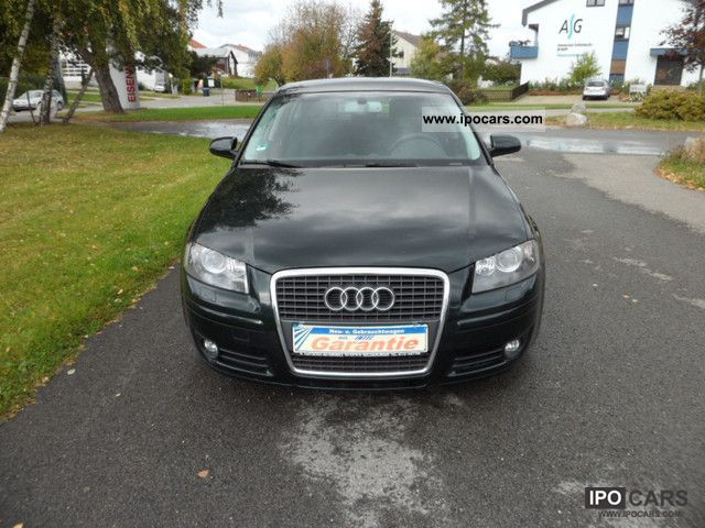 2007 audi a3 2 0 tdi xenon sportback car photo and specs. Black Bedroom Furniture Sets. Home Design Ideas
