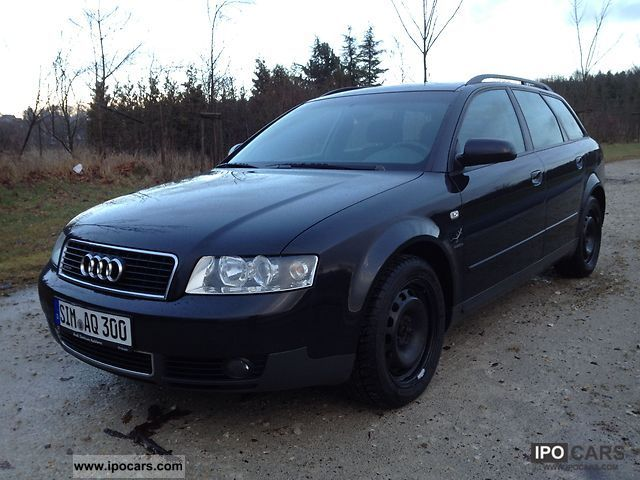 2002 audi a4 3 0 quattro car photo and specs. Black Bedroom Furniture Sets. Home Design Ideas