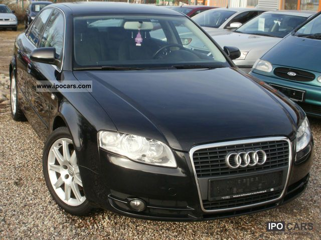 2007 audi a4 2 0 tdi dpf car photo and specs. Black Bedroom Furniture Sets. Home Design Ideas