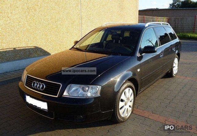 2003 Audi  A6 Alcantara, Webasto, BOSE, NAVI Other Used vehicle photo