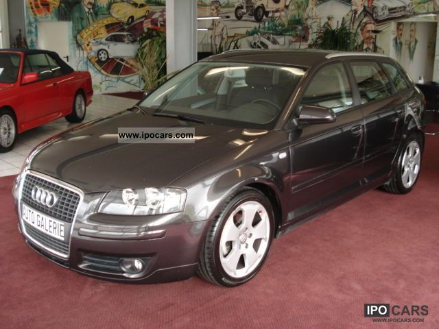 2005 Audi A3 20 Tdi Sportback Ambition Dsg Car Photo And Specs