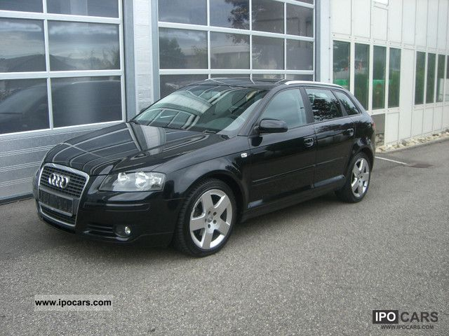 2007 audi a3 2 0 tdi sportback dpf parktronic air car car photo and specs. Black Bedroom Furniture Sets. Home Design Ideas