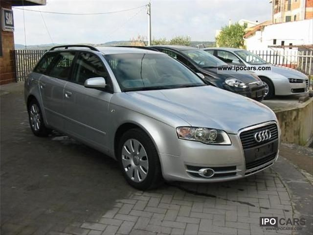 2006 audi a4 avant 2 0 tdi 140cv car photo and specs. Black Bedroom Furniture Sets. Home Design Ideas