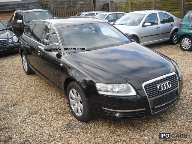 2007 audi a6 2 7 tdi car photo and specs. Black Bedroom Furniture Sets. Home Design Ideas