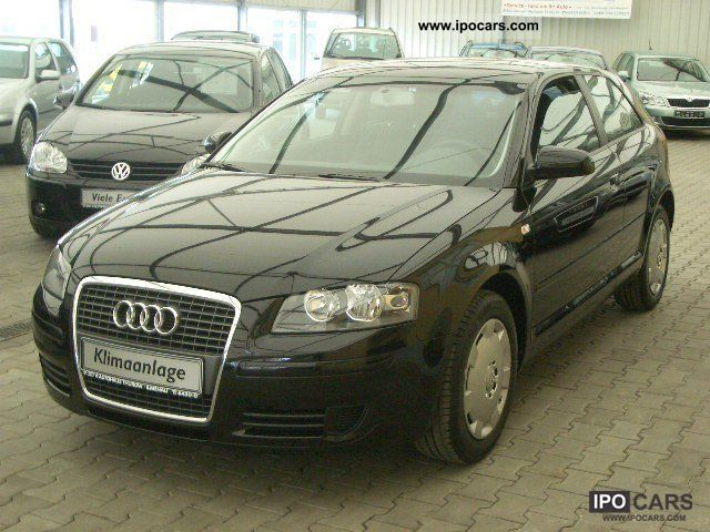 2007 Audi  A3 1.9 TDI Attraction * Automatic climate * Limousine Used vehicle photo