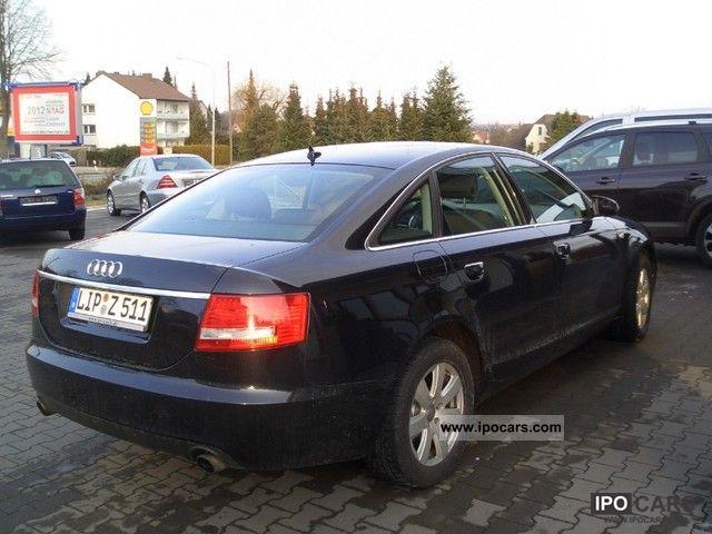 2004 Audi  A6 3.2 FSI ~ ~ El.Sportsitze heater FB ~ ~ Xenon Limousine Used vehicle photo