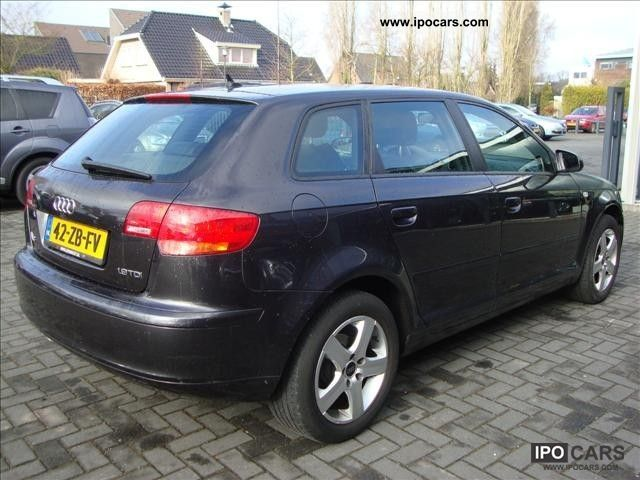 2007 audi a3 tdi 77 kw sp back s line car photo and specs. Black Bedroom Furniture Sets. Home Design Ideas