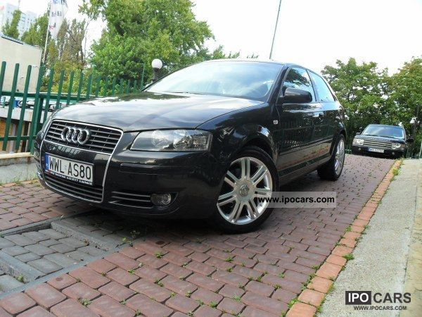 2003 Audi  A3 DOOR-TO-DOOR DELIVER / francais / German Other Used vehicle photo