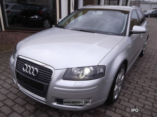 2005 audi a3 2 0 tdi sportback dpf dsg ambition s tronic car photo and specs. Black Bedroom Furniture Sets. Home Design Ideas