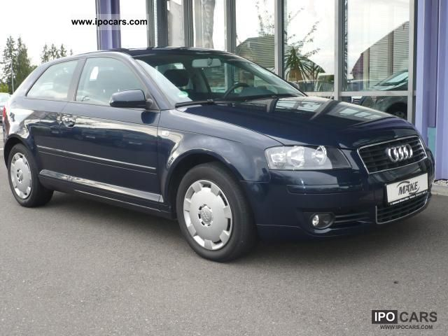 2004 audi a3 1 9 tdi attraction air car photo and specs. Black Bedroom Furniture Sets. Home Design Ideas