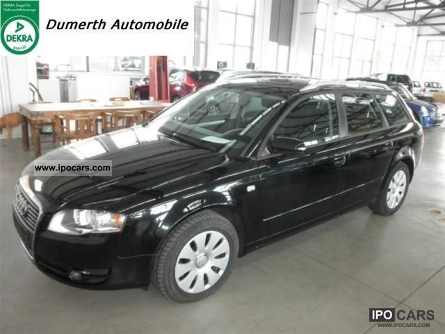 2008 Audi  A4 Avant 2.7 TDI multitronic NAVI / ALU / PDC Estate Car Used vehicle photo