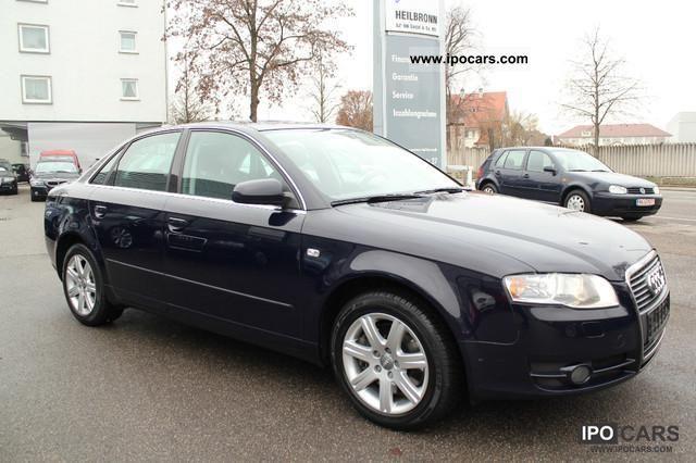 2006 Audi  A4 2.0 T FSI Tiptronic MMI Navi / Xenon / 1.Hd Limousine Used vehicle photo