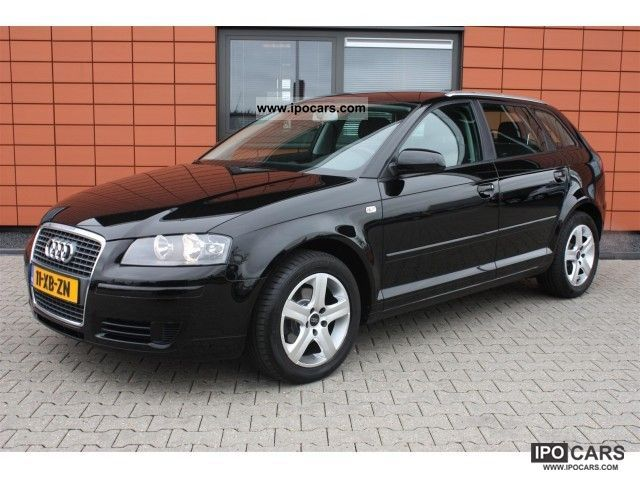 2007 Audi A3 Sportback 1.9 Tdi Attraction - Car Photo and Specs 7cca8d7a1c0
