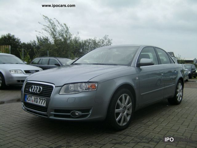 2006 Audi  A4 3.0 TDI quattro tiptronic, Bi-Xenon, Navigation. Limousine Used vehicle photo