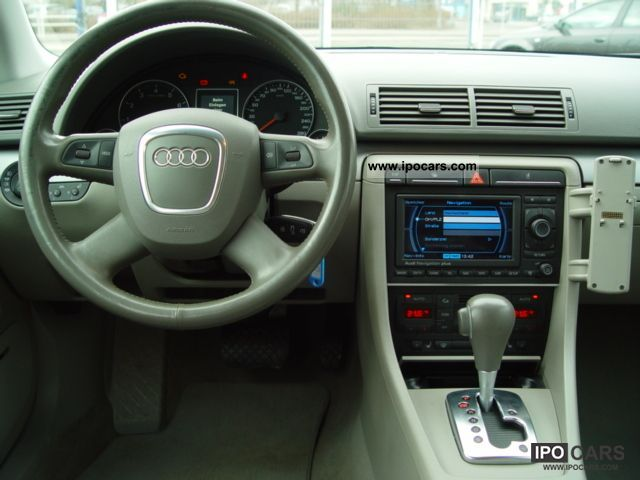 2006 Audi A4 Avant 2.0 T FSI multitronic Navi Xenon 1.Hand - Car ...