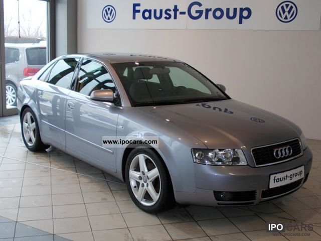 2003 Audi  A4 automatic climate ALU Very well maintained 17 inch Limousine Used vehicle photo