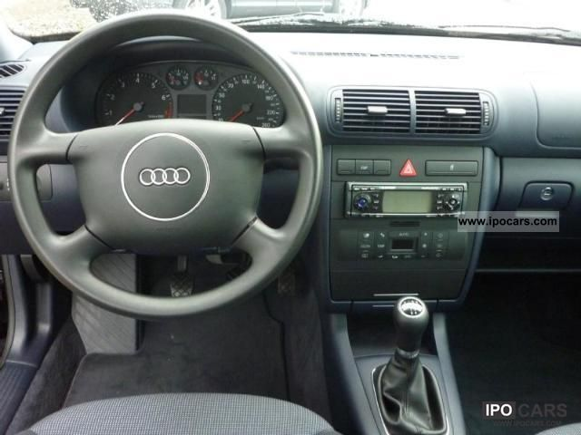 2002 Audi A3 Attraction 1 6 Automatic Climate Control
