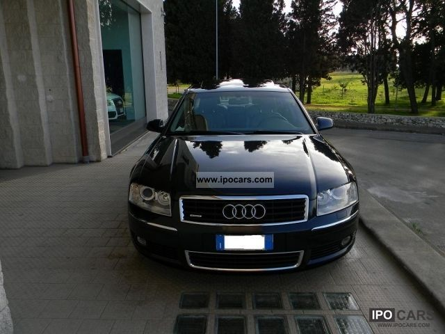 2003 Audi  A8 Limousine Used vehicle photo