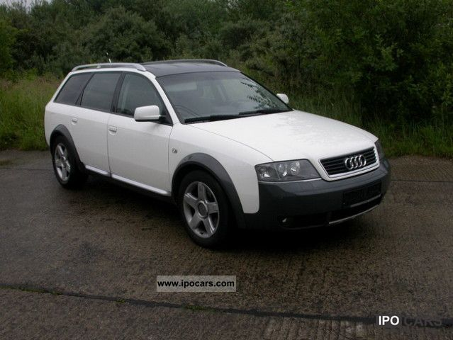 2005 audi a6 allroad car photo and specs. Black Bedroom Furniture Sets. Home Design Ideas