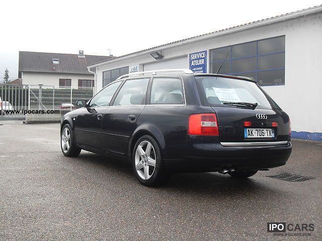 2003 audi a6 2 5 v6 tdi breakfast pack plus 163 car photo and specs. Black Bedroom Furniture Sets. Home Design Ideas
