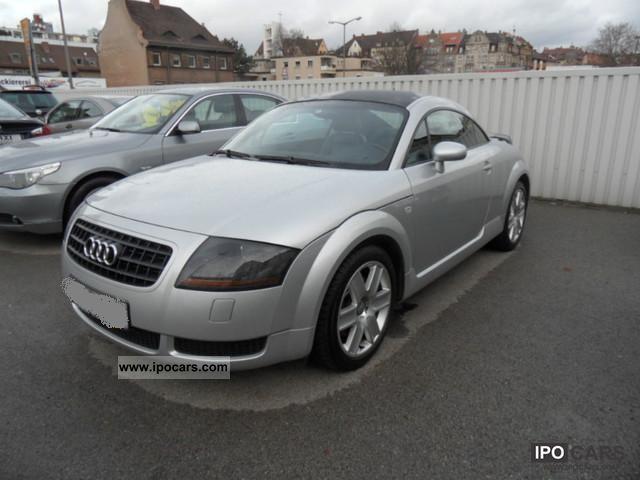 2004 Audi Tt Coupe 1 8 T
