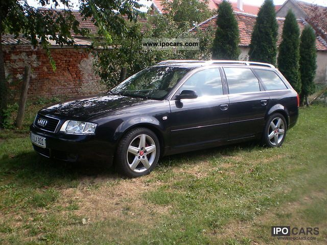 2004 audi a6 2 5 tdi quattro car photo and specs. Black Bedroom Furniture Sets. Home Design Ideas