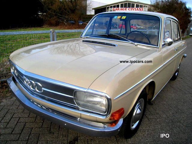 Audi  75-L 1969 Vintage, Classic and Old Cars photo