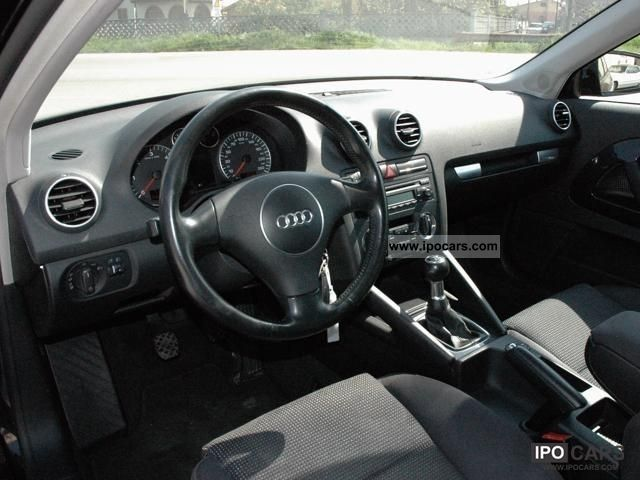 2004 Audi A3 2 0 Tdi Ambition Car Photo And Specs