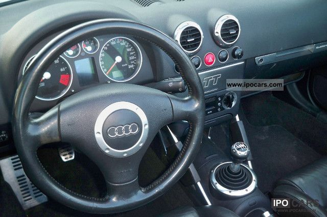 2004 Audi Tt 1 8 T Quattro Car Photo And Specs