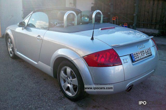 2004 Audi Tt 1 8 T Quattro