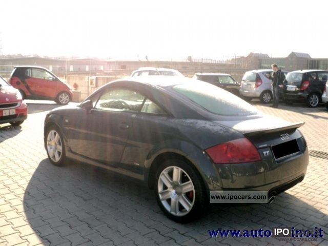 2005 audi tt coupe 1 8 t cat 20v 190 cv car photo and specs. Black Bedroom Furniture Sets. Home Design Ideas