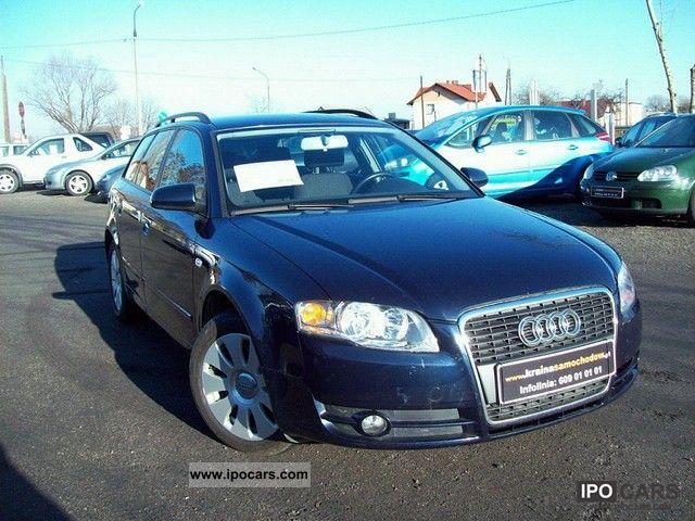 2006 Audi  A4 * climate control * Estate Car Used vehicle photo