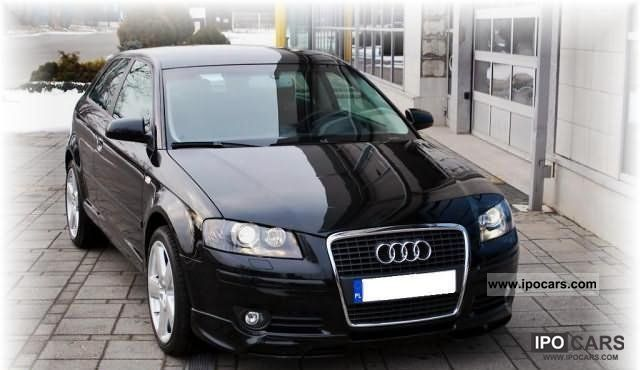 2006 Audi  A3 S-Line 1.9 petrol Other Used vehicle photo