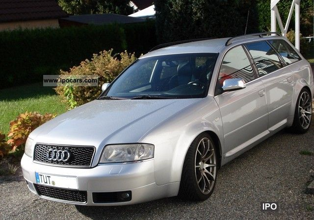 2000 Audi S6 Avant beautiful, deep, wide - Car Photo and Specs