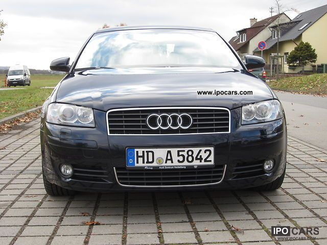 2004 audi a3 2 0 tdi dpf dsg leather xenon car photo and specs. Black Bedroom Furniture Sets. Home Design Ideas
