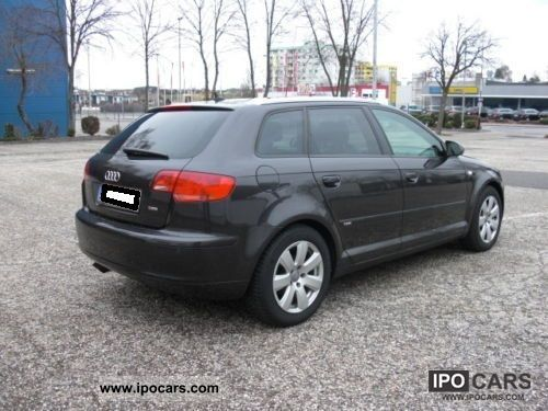 2007 audi a3 2 0 tdi sportback s line sports package plus dpf car photo and specs. Black Bedroom Furniture Sets. Home Design Ideas