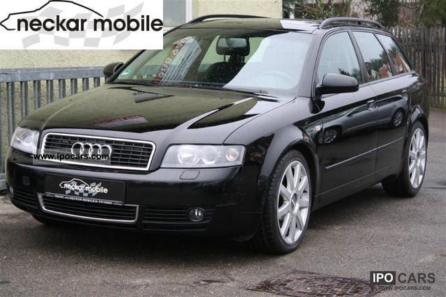 2003 Audi  A4 2.5TDI Avant * Xenon * Navi * PDC * Sunroof * Estate Car Used vehicle photo