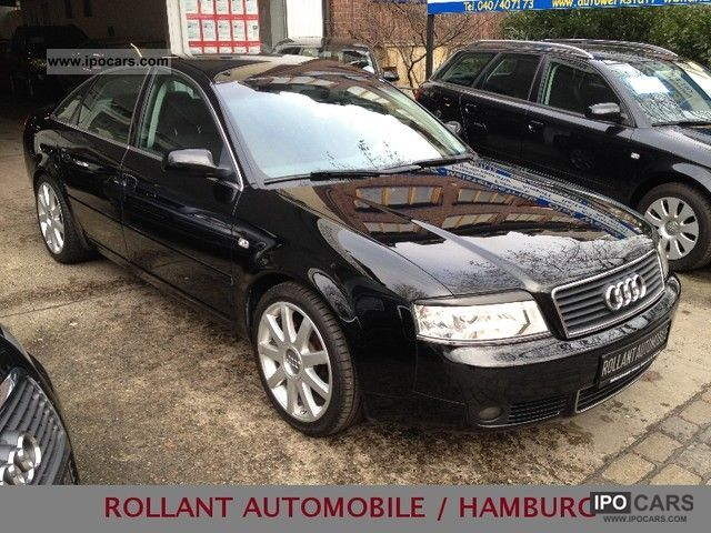 2003 Audi  Maintained A6 2.0 / climate control / navigation / top! Limousine Used vehicle photo