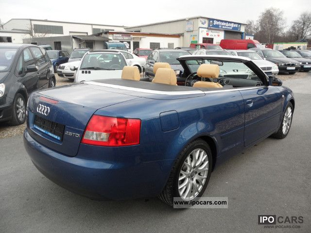2005 audi a4 cabriolet 2 0 tfsi related infomation for Interieur cuir audi a4 b7