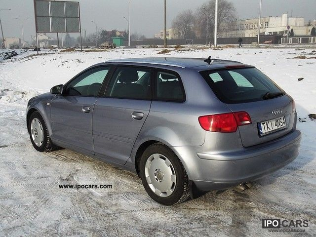 2005 audi a3 2 0 tdi 140 km car photo and specs. Black Bedroom Furniture Sets. Home Design Ideas
