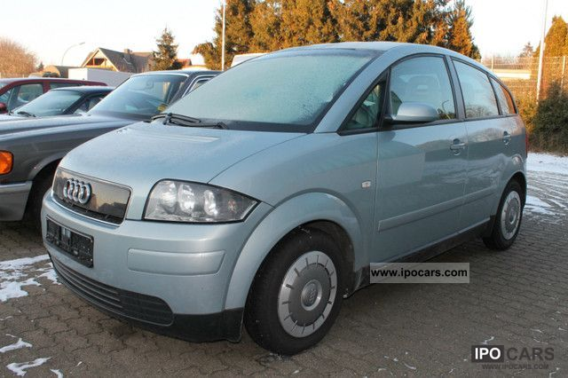 2002 audi a2 1 2 tdi 3l car photo and specs. Black Bedroom Furniture Sets. Home Design Ideas