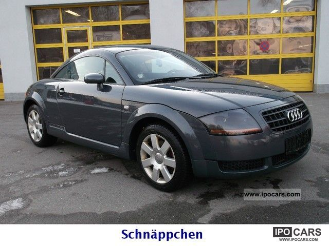 2003 audi tt coupe 1 8 t car photo and specs. Black Bedroom Furniture Sets. Home Design Ideas