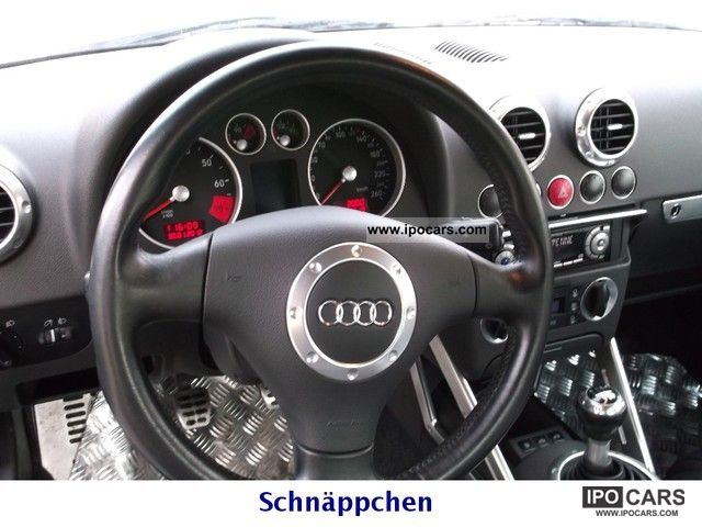 2003 Audi TT Coupe 1.8 T - Car Photo and Specs